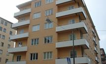 Renovering balkong